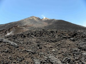 Mount Etna. Credit: Meg Reitz.