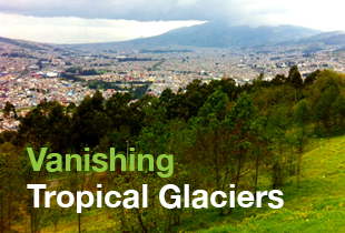 Vanishing Tropical Glaciers