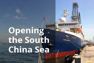 Opening the South China Sea