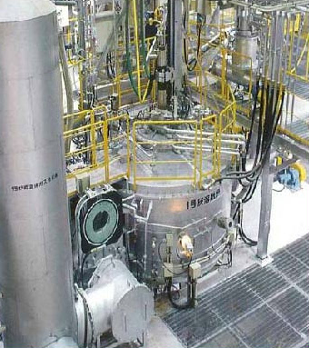 Plasma gasification plant operating in east Asia