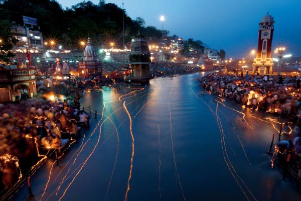 Autobiography of river ganga in 1000 words