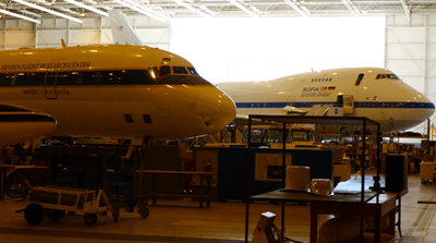 DC-8 and Sofia