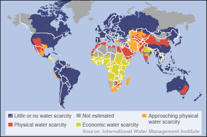 Creating a Sustainable Water Future