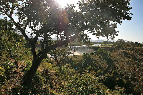 Blue Nile Falls, Ethiopia Photo: Maskid on  Flickr