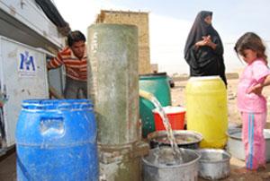 Source: Global Impact, Addressing Iraq's Water Crisis