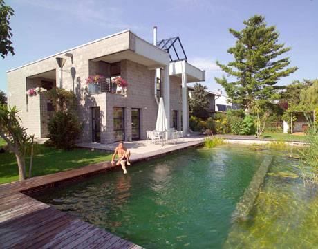 Natural Swimming Pool -- No Chlorine