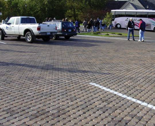 Permeable Paving. Source: USDA.