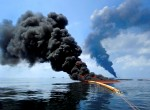 Gulf-oil-spill-controlled-burn