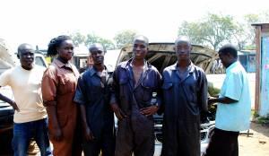 Kisumu mechanics