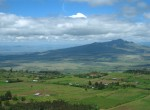 The Great Rift Valley, a predicted hotspot