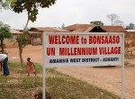Pilot will improve health care for Bonsaaso community members