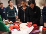 Columbia specialists develop reusable, environmentally-friendly feminine pads.