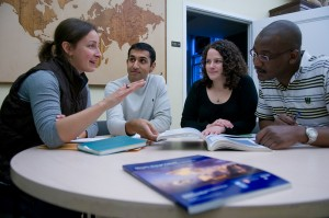 Master of Arts program in Climate and Society