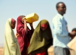 People waiting for clean drinking water in Somaliland. Oxfam International/Flickr