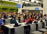 More than 500 people attended the International Water Forum at the United Nations