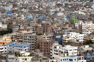 Dhaka, Bangladesh, urbanization