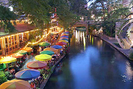 In dry texas recycled water looks better and better for Dining near at t center san antonio