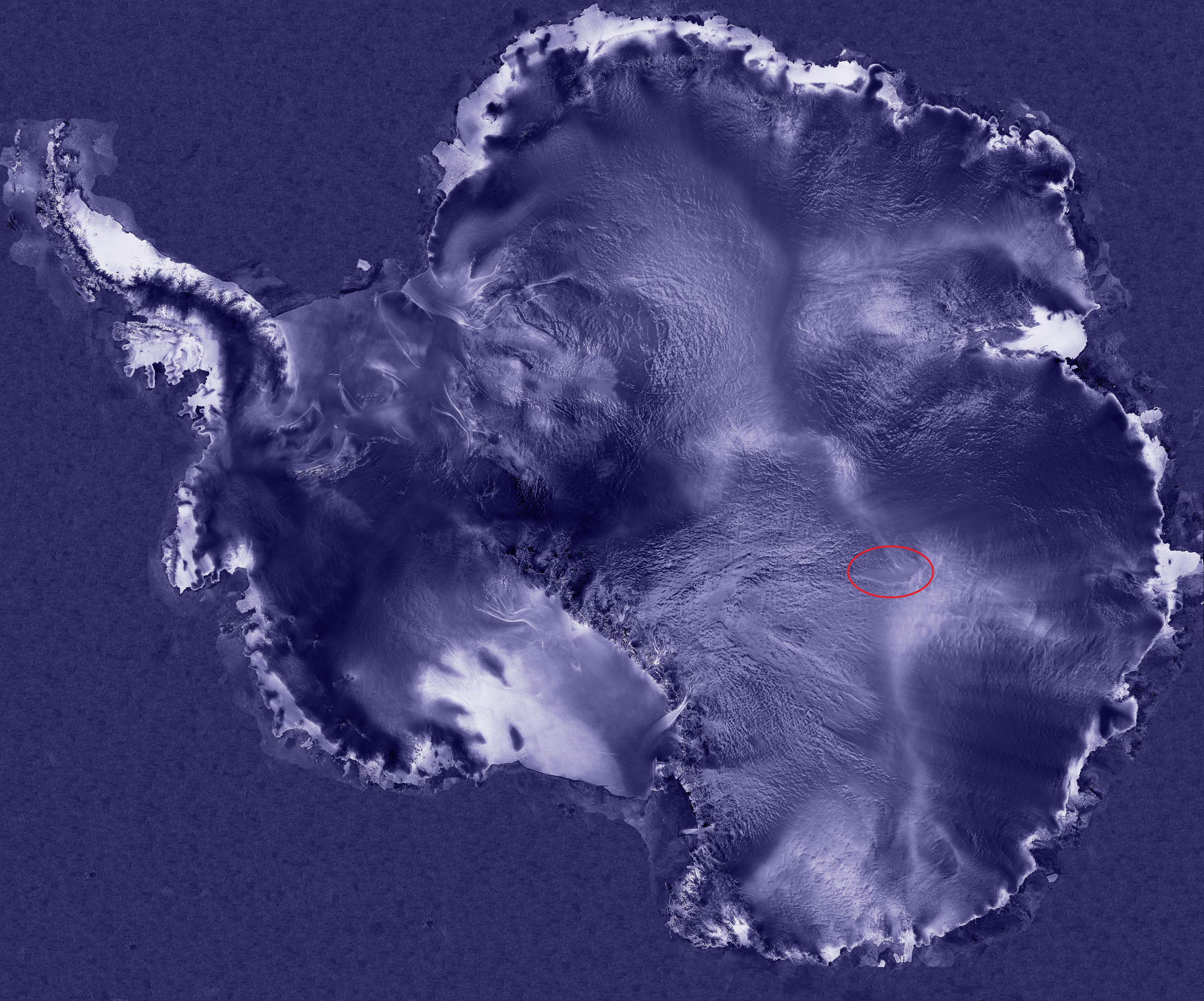 nasa antarctica - photo #6