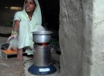 Redesigning cookstoves is one of the ways to cut emissions of black carbon soot. For a slide show from NASA showing 14 ways to curb emissions that add to global warming and harm human health, click on the photo. (Photo: NASA Goddard Space Flight Center)