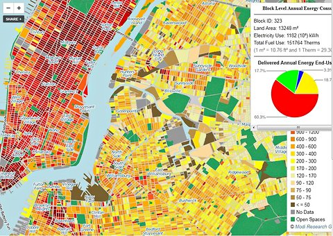 power play an energy map of new york city