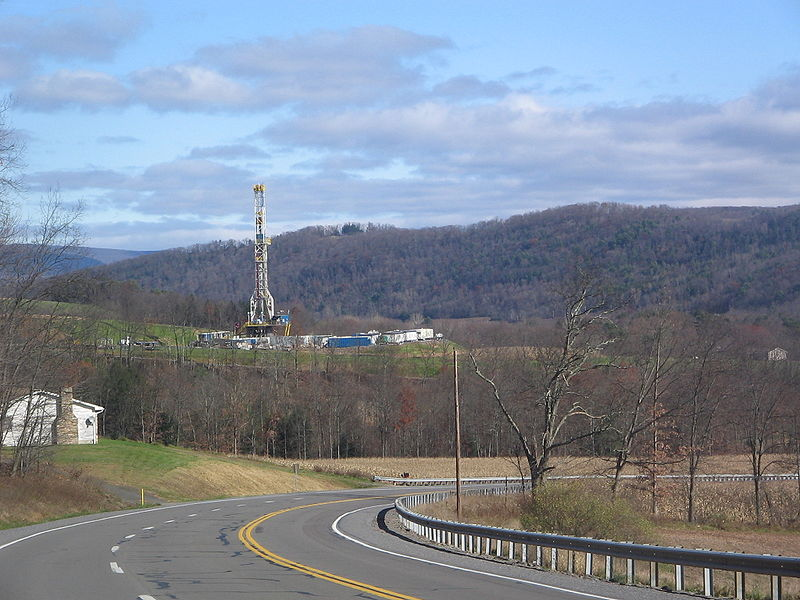 A Controversy: Fracturing in the Marcellus Shale