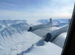 Ice Bridge Flight