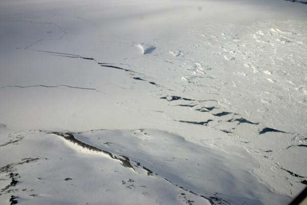 Greenland's glaciers
