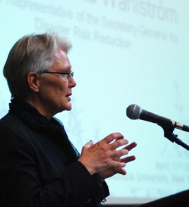 Margareta Walhstrom, UN special advisor