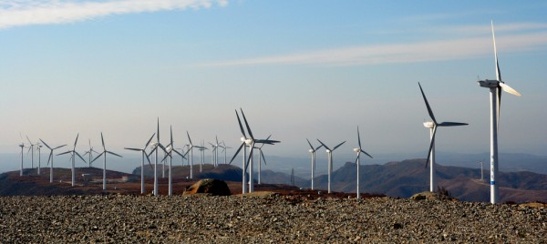 China, clean energy, wind farm