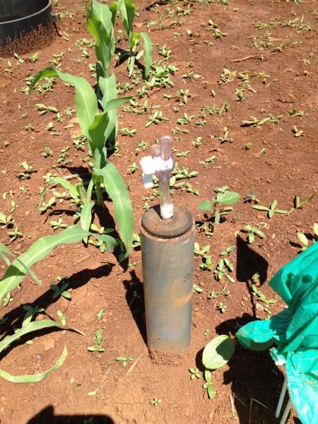 lysimeter Kenya TropAg research