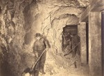 Interior View of Anaconda Copper Mine in Butte, MT. Source: University of Idaho Library's Digital Collections