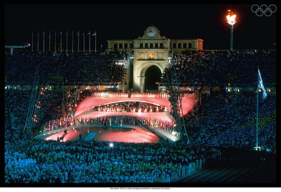 Olympic Village Barcelona Olympics Barcelona 1992