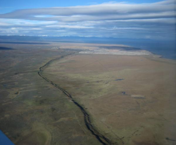 Paleo Landscape