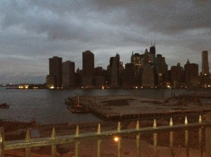 Manhattan, Hurricane Sandy