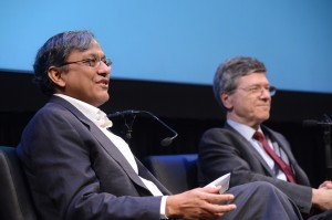 State of the Planet 2013, Vijay Modi, Jeffrey Sachs