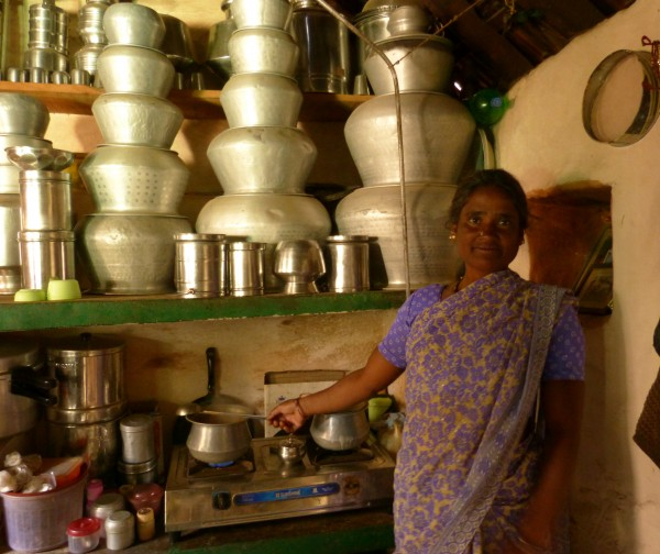 biogas stoves, India