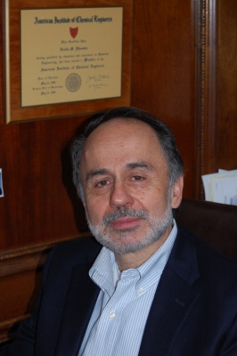 Professor Vasilis Fthenakis, Senior Research Scientist/Scholar and Adjunct Professor Director, Center for Life Cycle Analysis