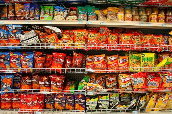 70 percent of the food in our supermarkets contains genetically modified ingredients. Photo: Rupert Ganzer