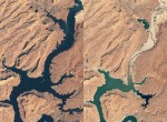 Lake Powell, NASA Earth Observatory