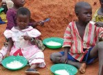 kids eating UN pic MDGs