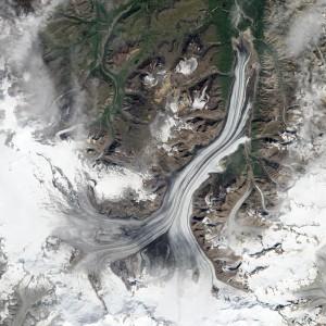 A big landslide in Alaska's Wrangell-St. Elias range in July was detected using the global seismic network,