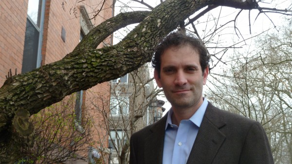 MPA in Environmental Science and Policy alumnus James Vener ('07)