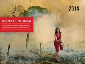 CLimate Models Calendar clip