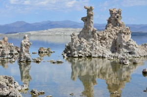 Mono Lake, tufa, geology