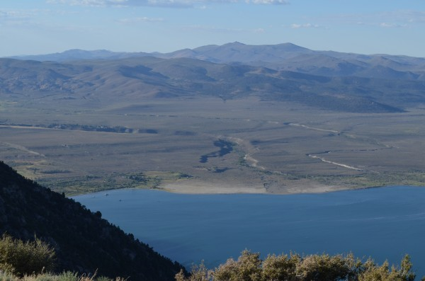 Mono Lake, geology
