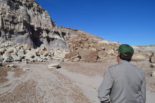 Despite all the easily visible geology, many formations have been disarranged by uneven erosion. This makes it hard for scientists to write a cohesive history of the time. By taking out a continuous record from one or more spots, the coring project is aimed at establishing a reliable chronology.