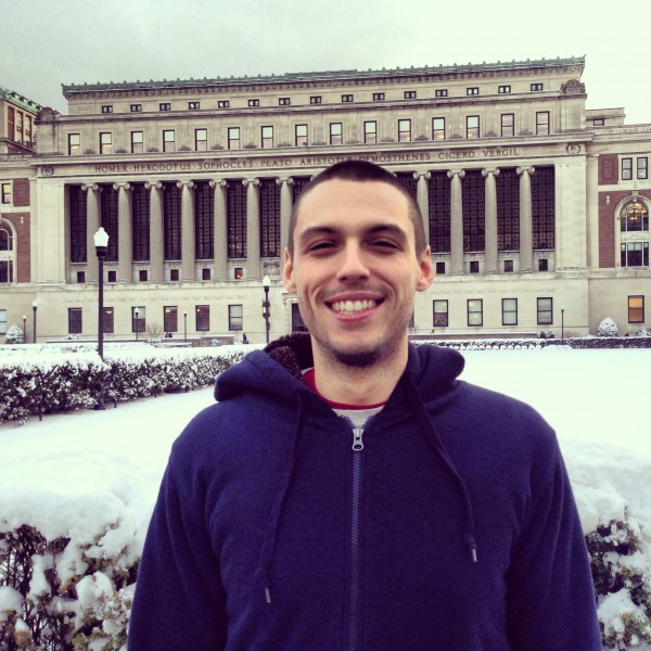 MPA in Environmental Science and Policy student Jonathan Mason ('14)