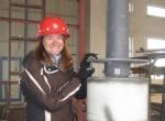 M.S. in Sustainability Management alum Katrina Prutzman ('14)
