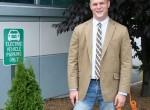 MS in Sustainability Management alumnus Stephen Marlin ('12)