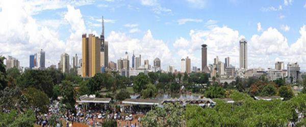 The metropolitan area of Nairobi, Kenya. Photo: Nairobi Planning Innovations